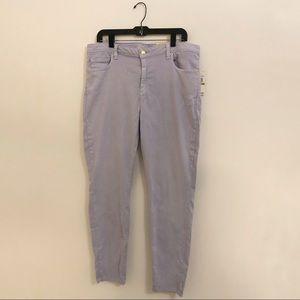 NEW Michael Kors Mid-Rise Izzy Skinny Jeans